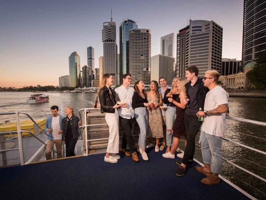 Brisbane River boat hire Mirimar I