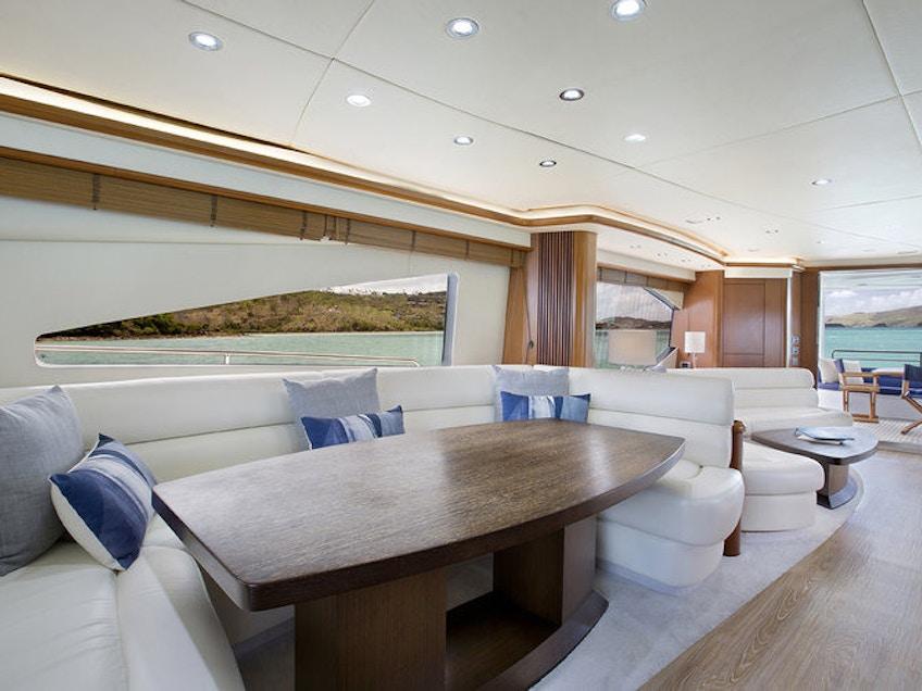 The Whitsundays boat hire Alani