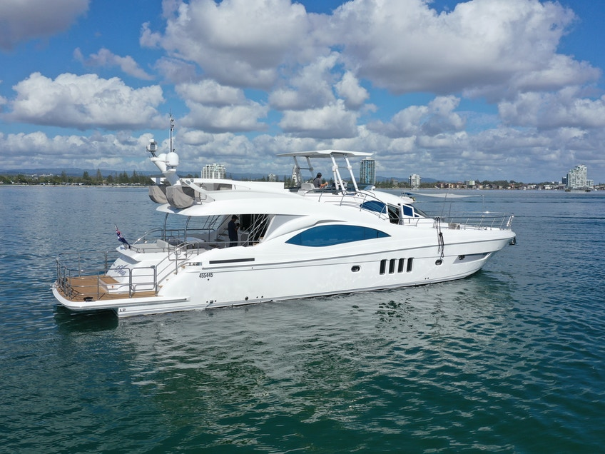 Brisbane boat hire Gold Coast