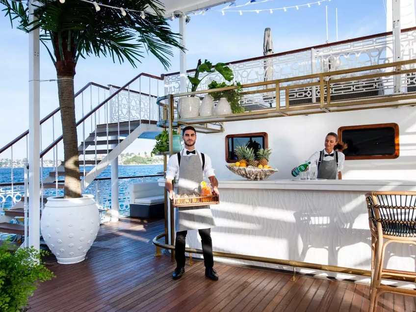 seadeck sydney floating venue
