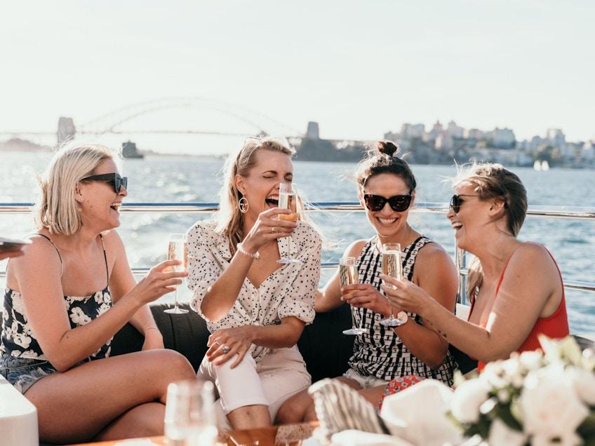 Sydney Harbour yacht hire Element