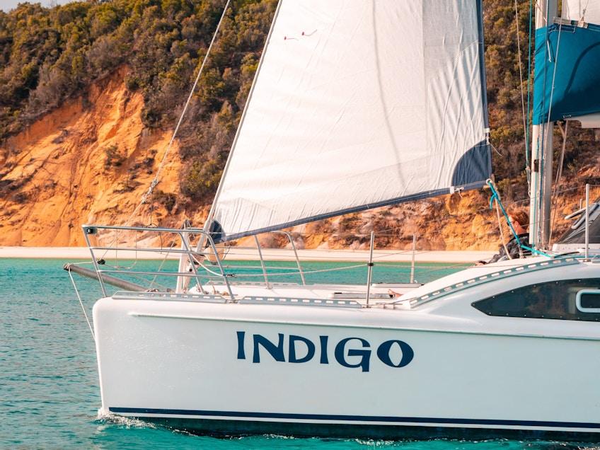 Fraser Island boat hire Indigo charter