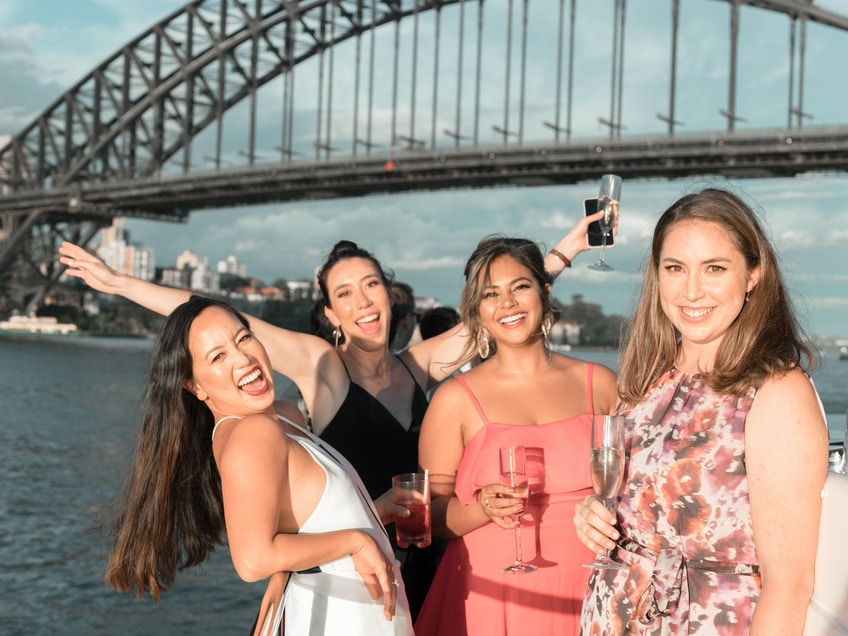 Sydney Harbour luxury boat hire One World
