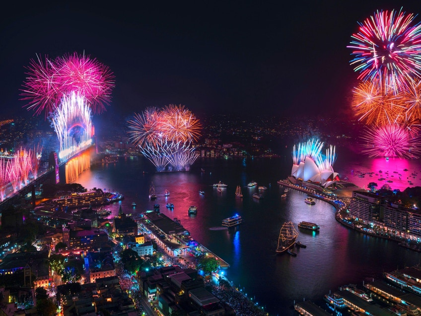 New years eve boat hire sydney