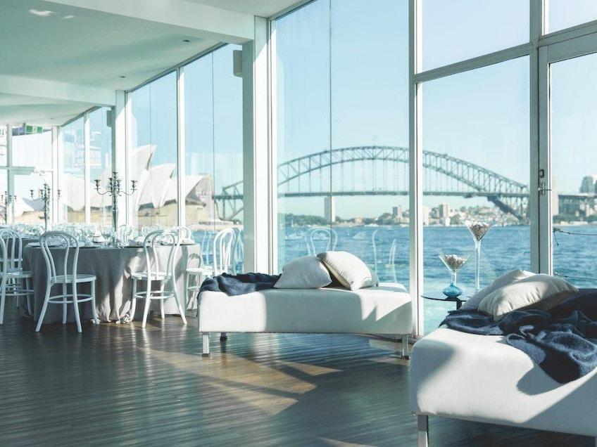 Starship Aqua Sydney Harbour